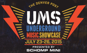 The Denver Post Underground Music Showcase