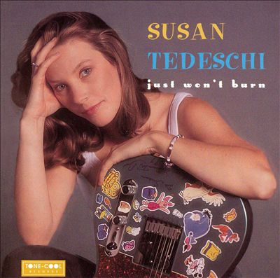 Susan Tedeschi - Just Won't Burn