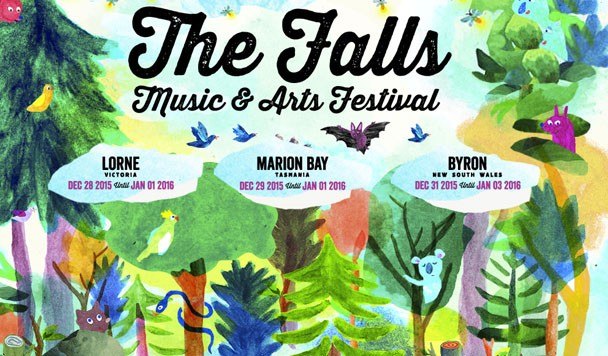 The Falls Music & Arts Festival