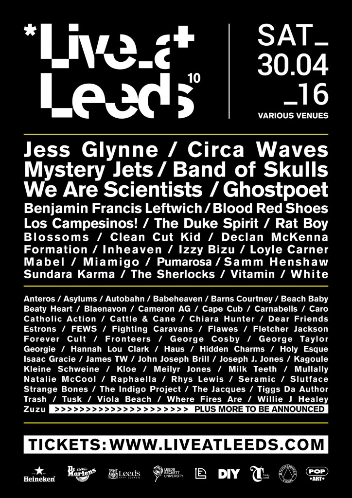 Live at Leeds 2016