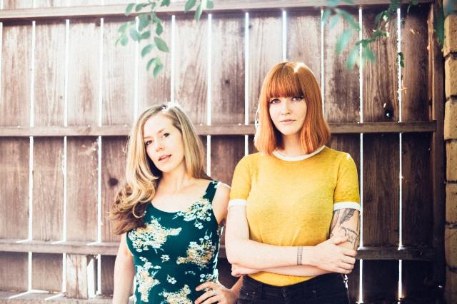 Katy Goodman & Greta Morgan - Where Eagles Dare