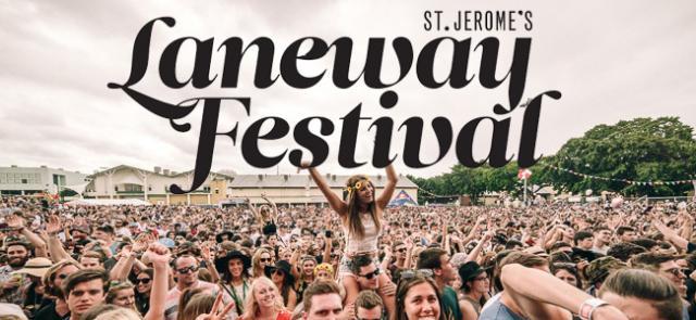 Saint Jerome's Laneway Festival