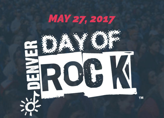 Denver Day if Rock 2017