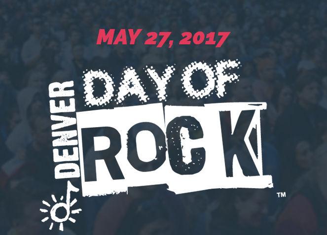 Denver Day if Rock 2017
