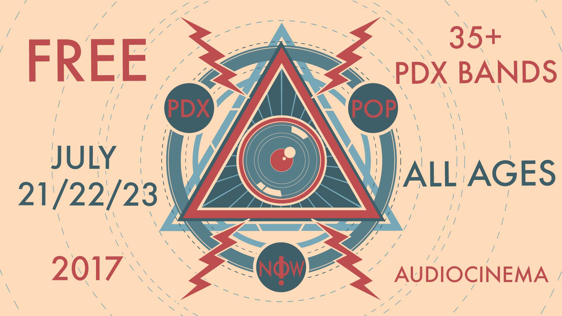 PDX Pop Now 2017