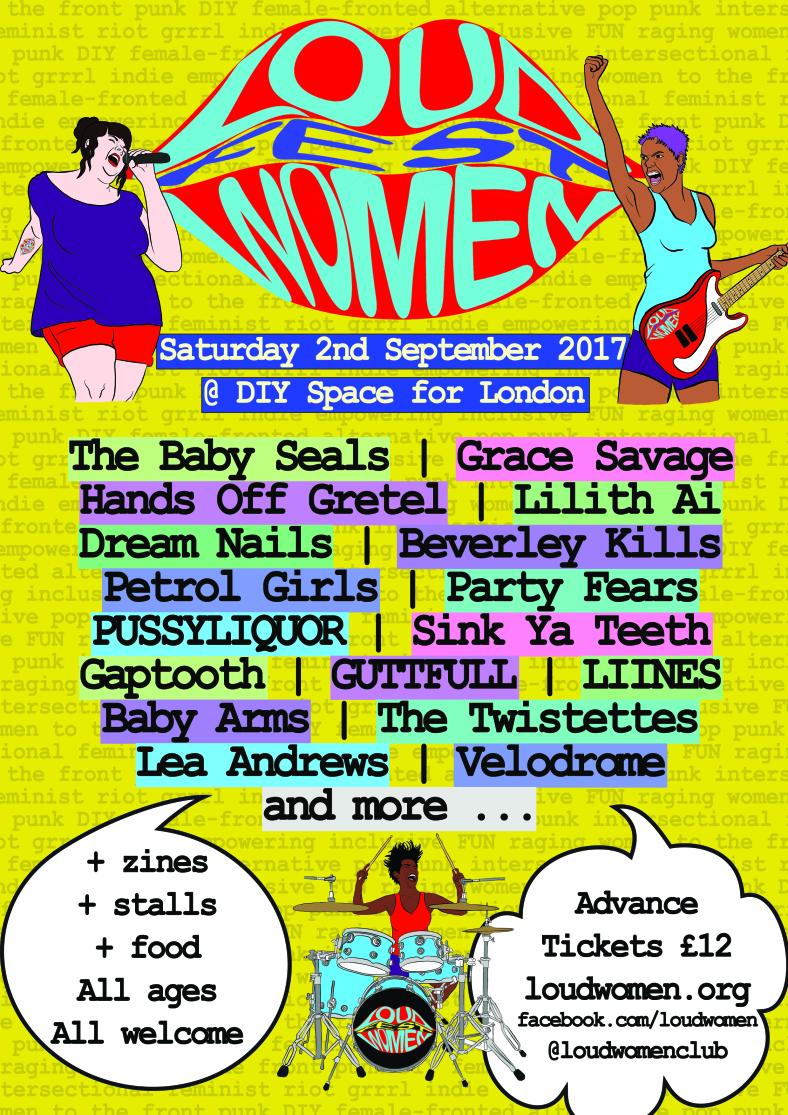 Loud Women Festival