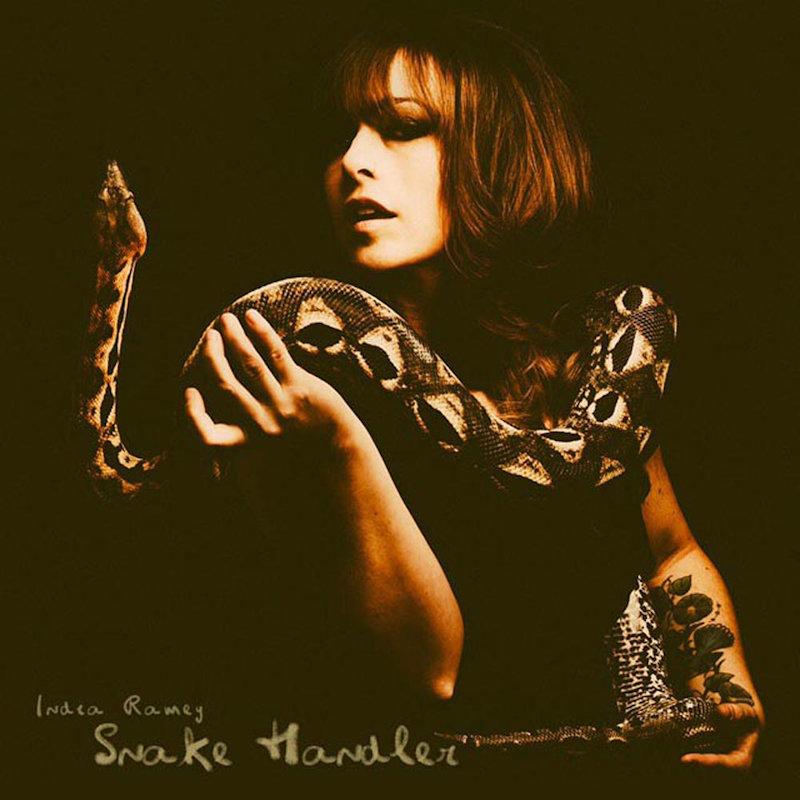 India Ramey - snake handler