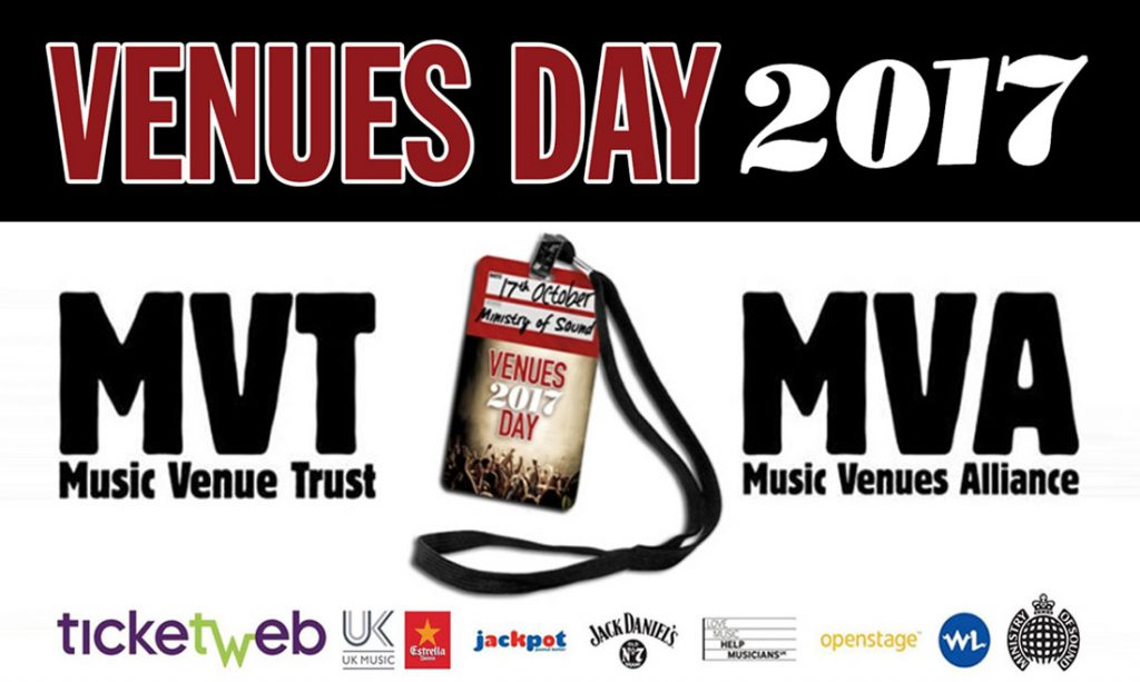 venues day