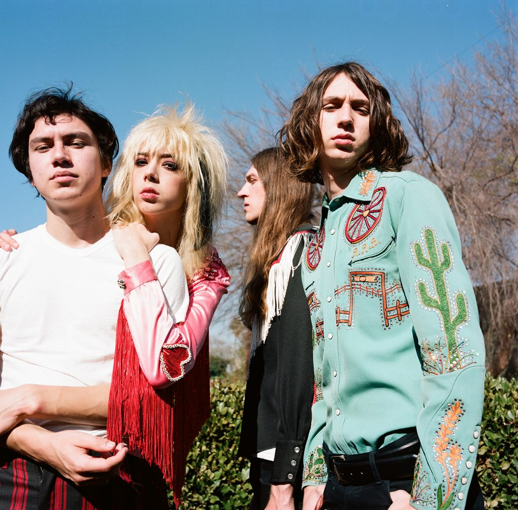 Starcrawler photo credit: Autumn de Wilde.