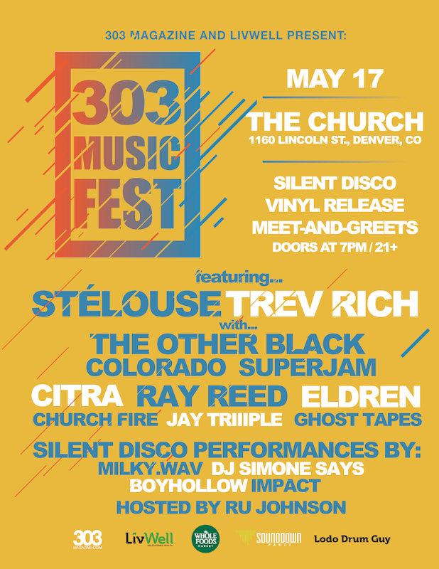 303 Music Festival