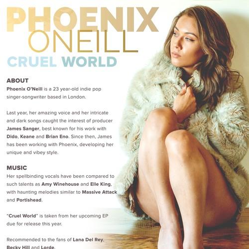 Phoenix O'Neill - Cruel World