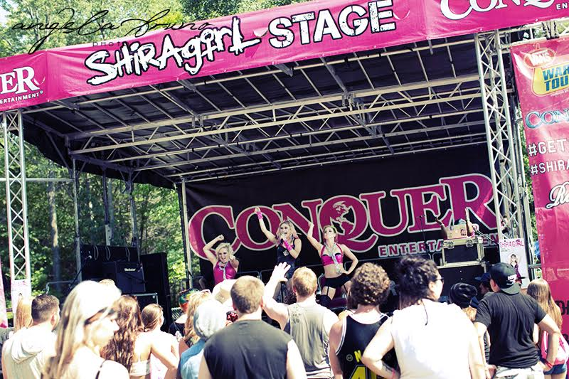 Vans Warped Tour – Shiragirl Stage