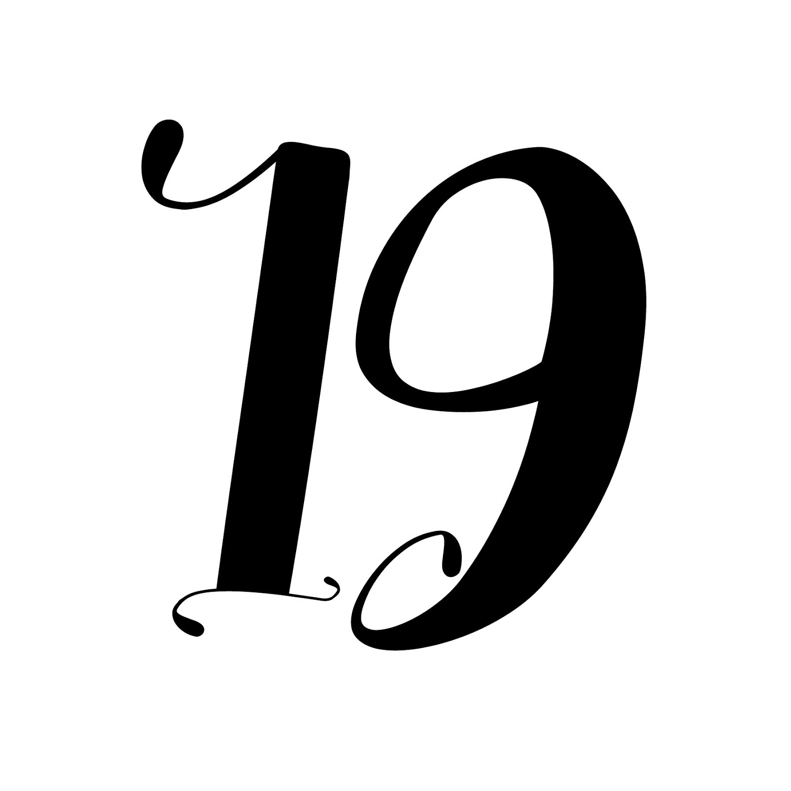 Turning 19