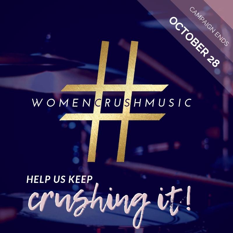 #Women Crush Music