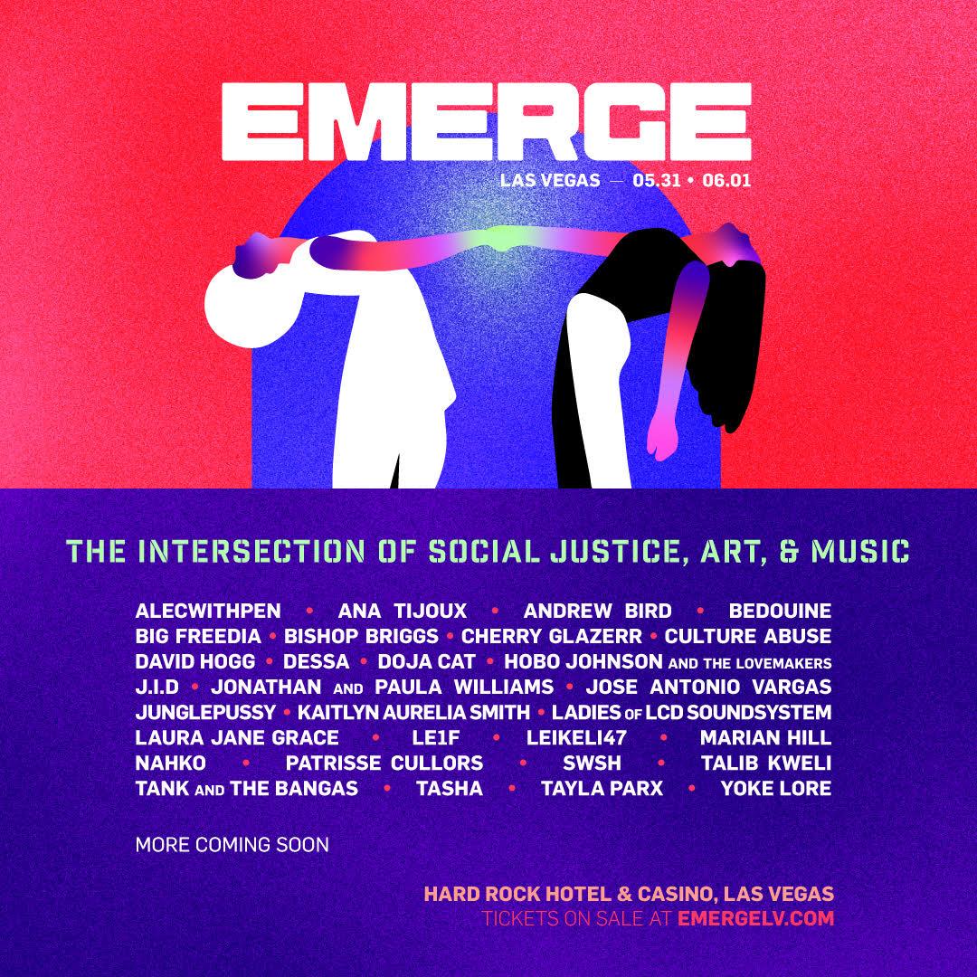 Emerge Festival 2019