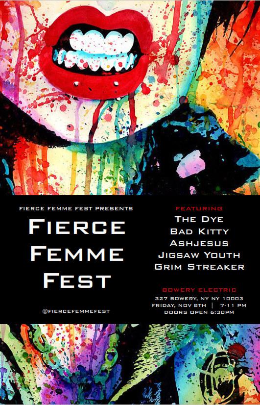Fierce Femme Fest