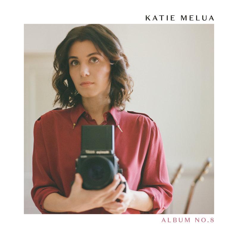 Katie Melua album no 8 cover
