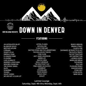 Down In Denver