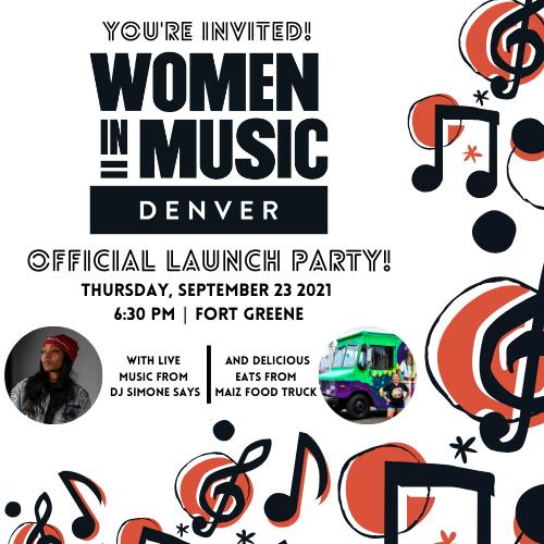Women In Music Denver